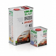 XADO Atomic oil 10W-40 SL/CF ведро 20 л